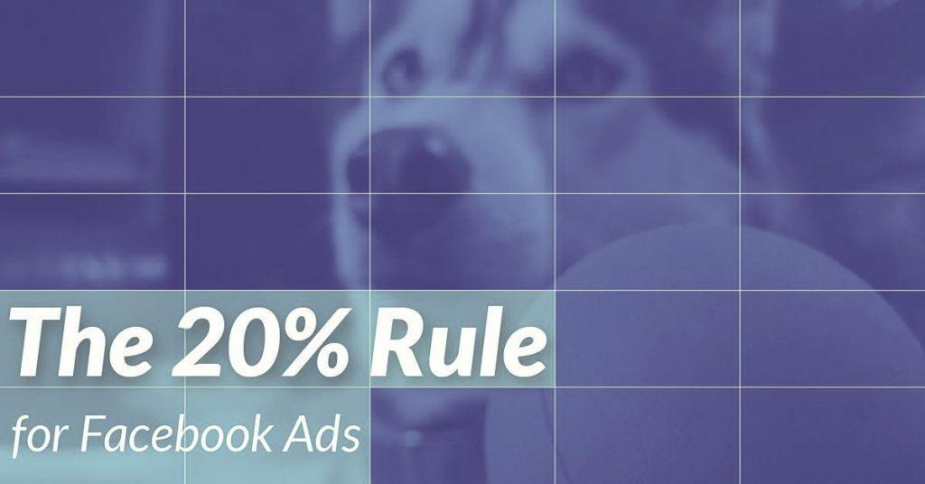 20 regla de facebook