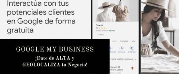 Google My Business. SEO para tu negocio local