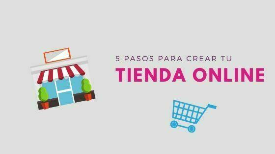 Cómo crear una tienda online en 5 pasos